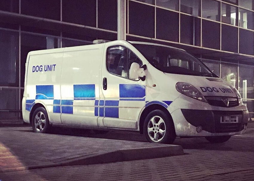 Security Car Hire
