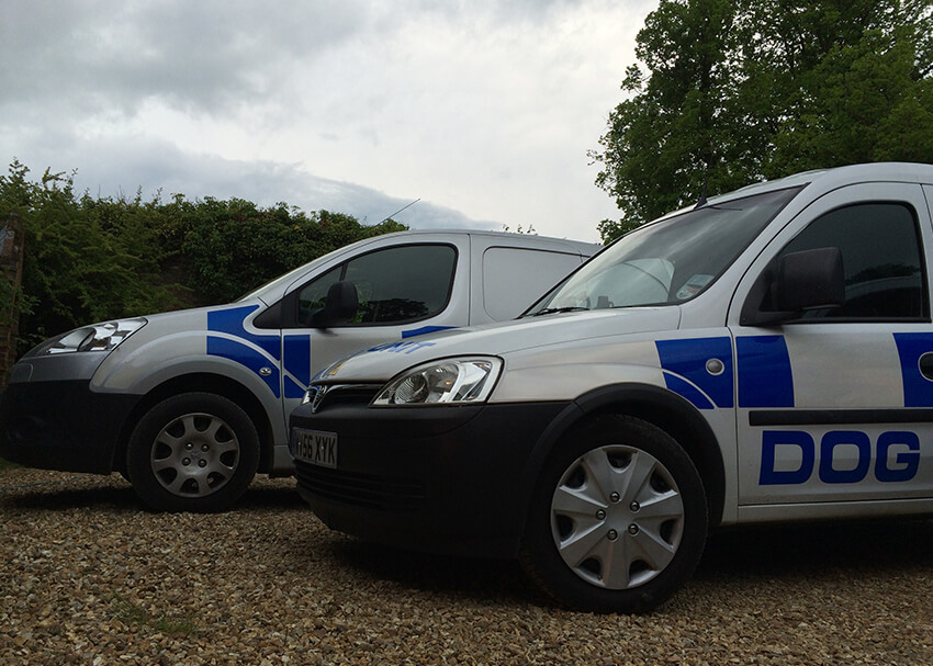 Security Vehicle Hire Company